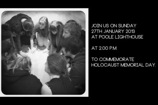 Holocaust Memorial Day 2013